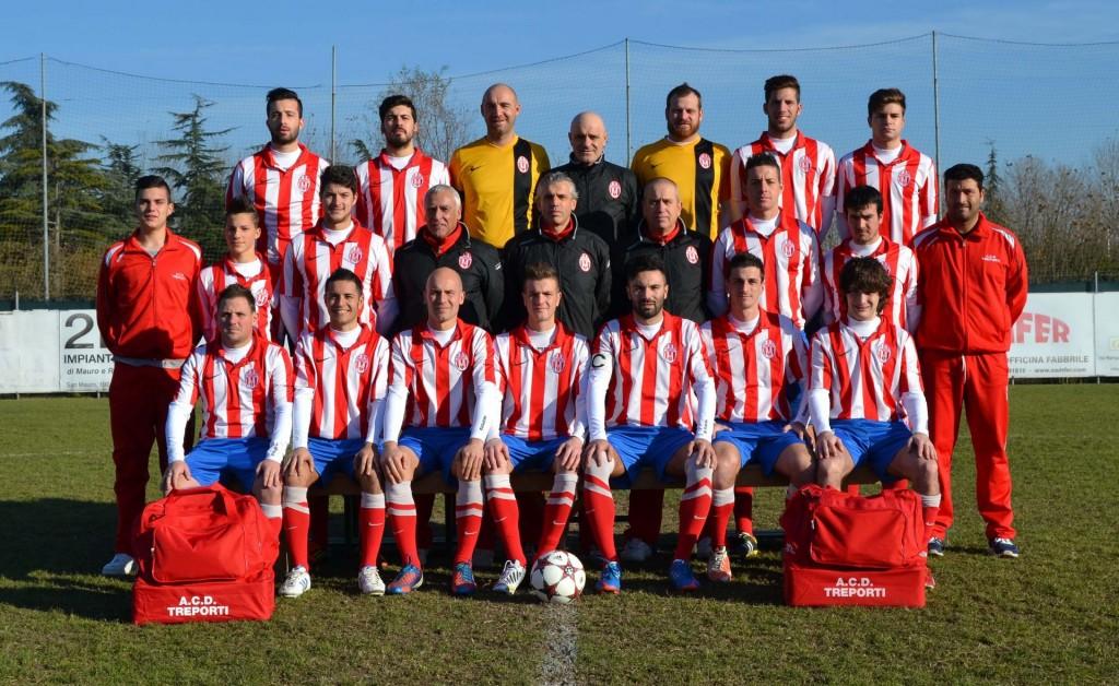 Prima Squadra 2013/14 SECONDA CATEGORIA - GIRONE 0